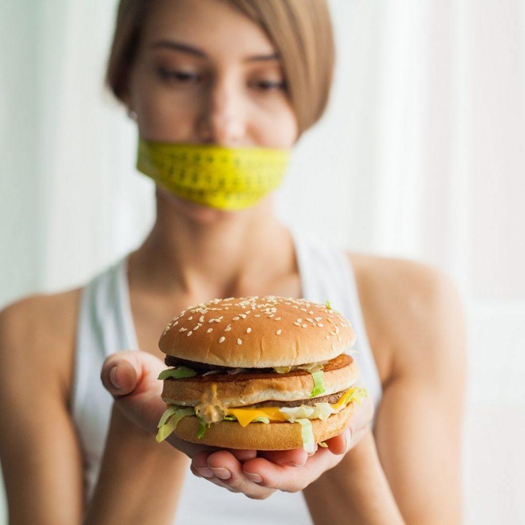 Cómo reducir calorías
