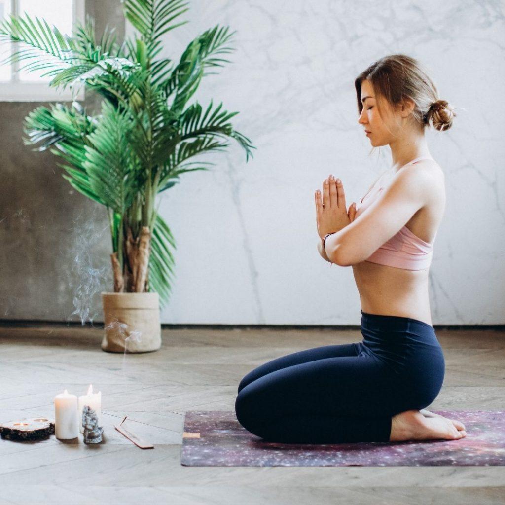 El yoga y el ayuno