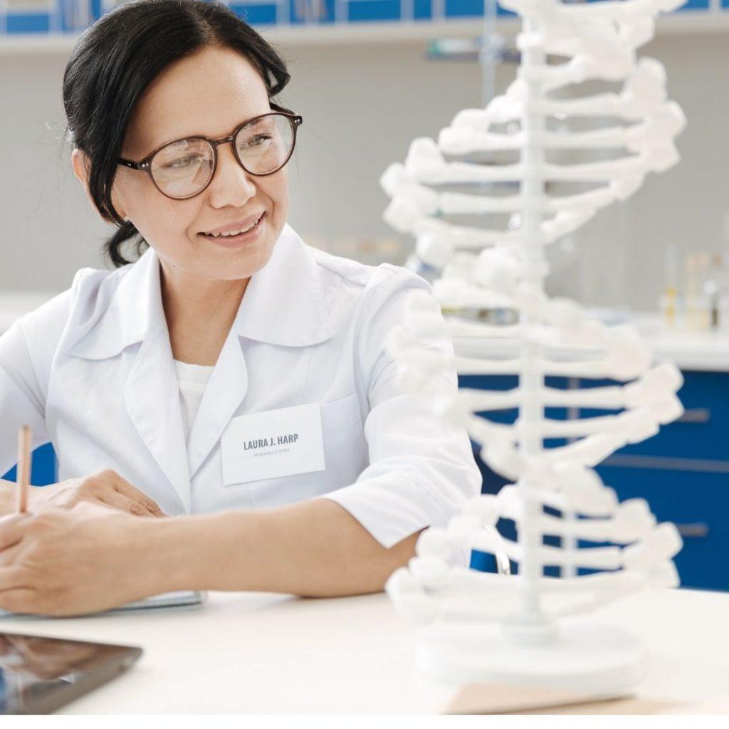 ADN y genetica