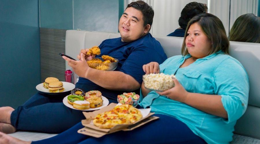 sobrepeso y la resistencia a la insulina
